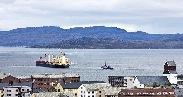 中国拟发展经过北极的海上贸易新航线