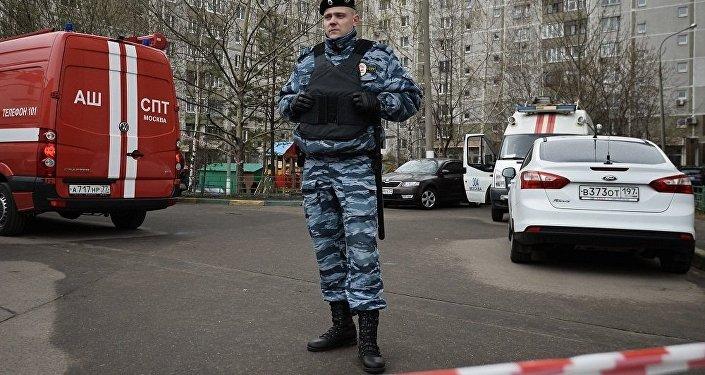 莫斯科匿名炸药威胁均未得到证实