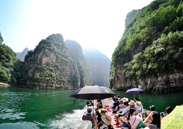 中國旅遊機構:中俄旅遊部門合作緊密務實 中國地方旅遊線路對俄遊客吸引力較大