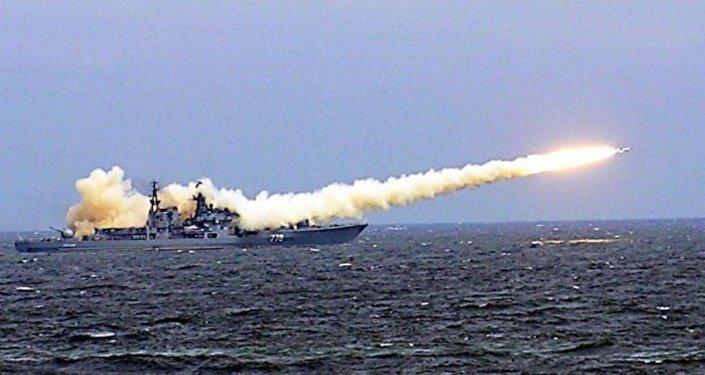 「鋯石」超高音速反艦導彈
