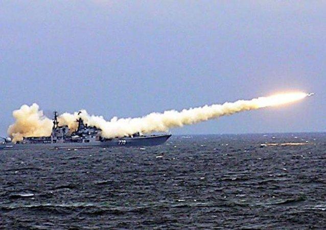 """俄海军少将:""""锆石""""导弹将确保在5分钟内击毁离岸500公里内的目标"""