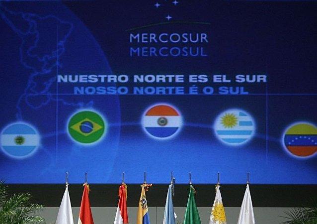 乌拉圭副总统望俄与南共市未来达成协议
