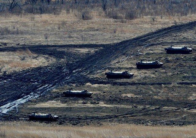 俄東部軍區部隊將進行長距離行軍