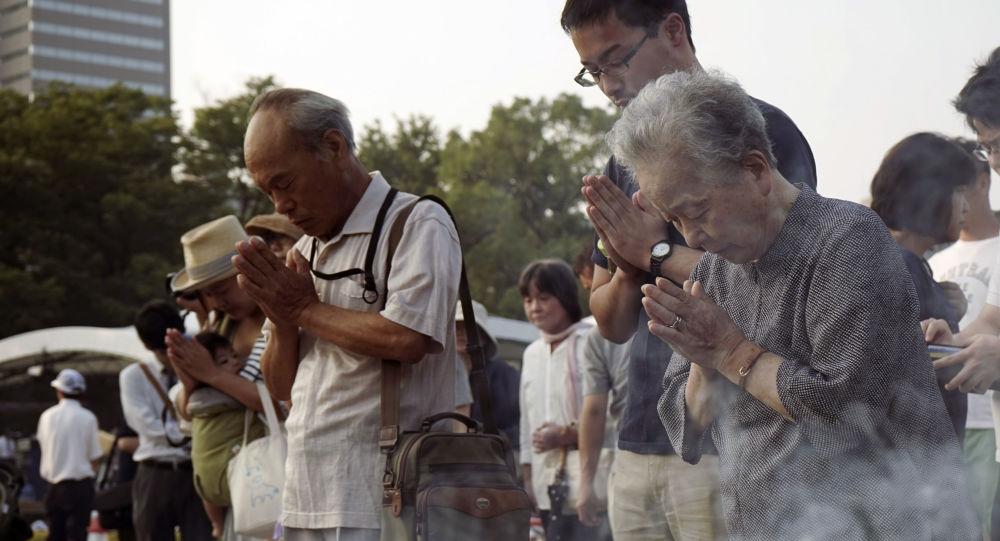 日本不指望奥巴马就广岛原子弹爆炸事件致歉