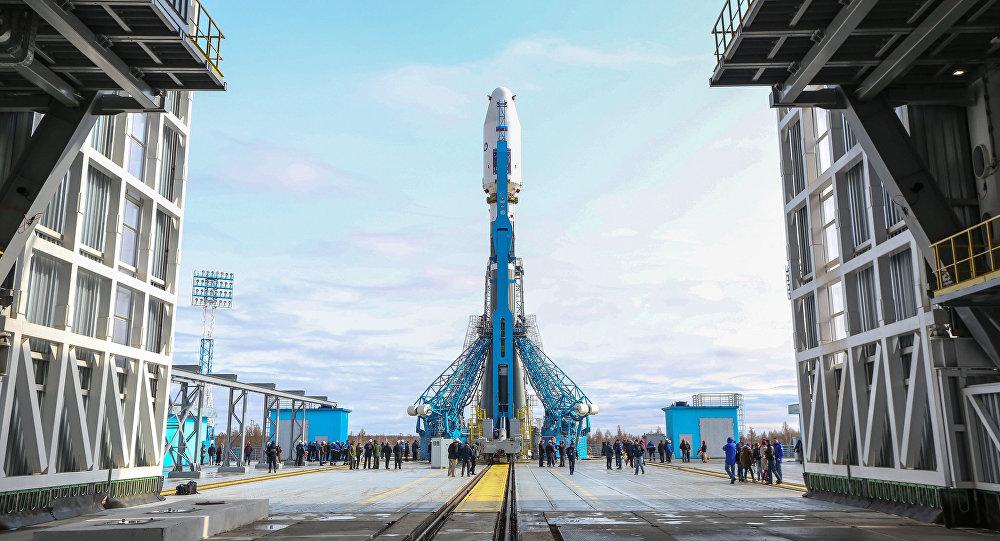 俄东方航天发射场