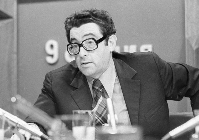 苏联和俄罗斯传奇记者佐林去世
