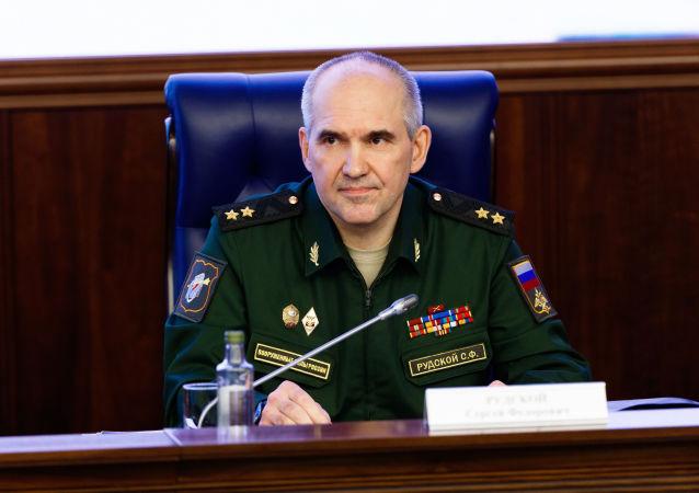 俄軍總參謀部作戰管理總局局長魯茨科伊