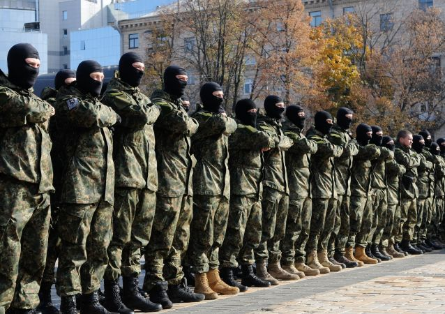 乌克兰亚速营