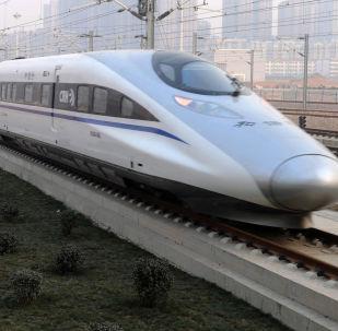 中国中车股份有限公司签署了为马来西亚生产22辆电力火车的合同