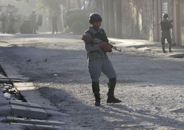 """""""伊斯兰国""""宣称对喀布尔恐怖袭击负责"""