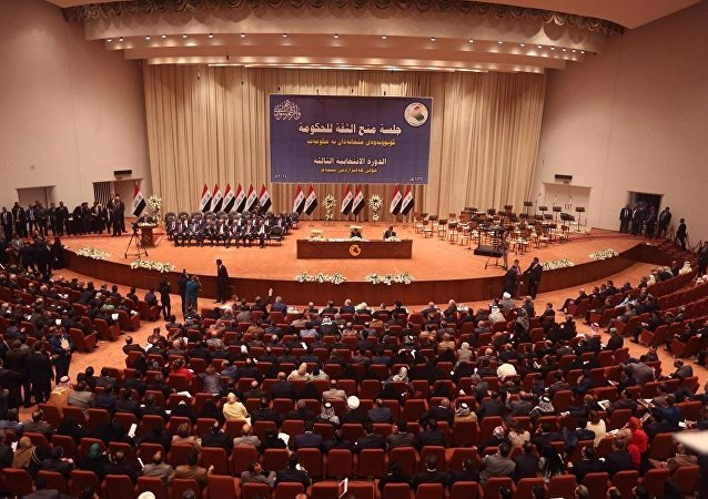 伊拉克议会同意总理辞职