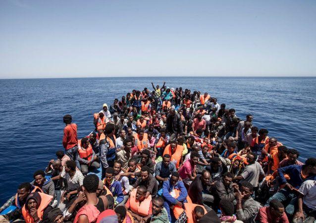 媒體:2名法飛行員花13萬歐元購機營救海上難民