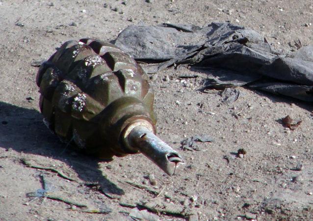 消息人士:俄列寧格勒州公共汽車站手榴彈爆炸一人死亡