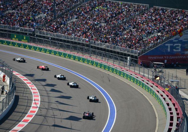 2017赛季F1俄罗斯索契站比赛开始售票