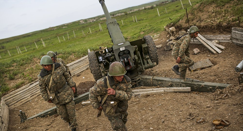 阿塞拜疆稱亞美尼亞1天內在卡拉巴赫地區20次破壞停火協議