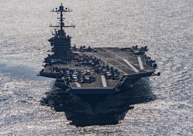 """美国海军以""""大国竞争""""为由重建第二舰队"""