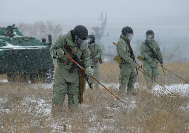 俄東部軍區工兵5月將排查面積近乎莫斯科大小範圍
