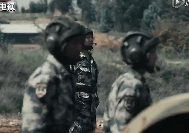 解放軍發佈「說唱徵兵視頻