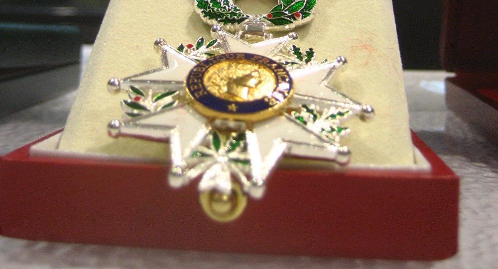 法國榮譽軍團勳章