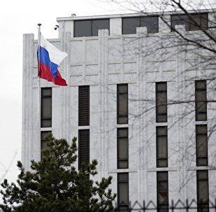 俄罗斯驻华盛顿大使馆