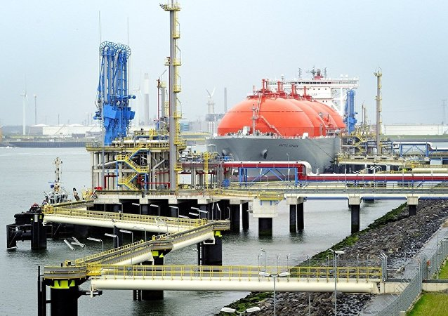 液化天然气的出口