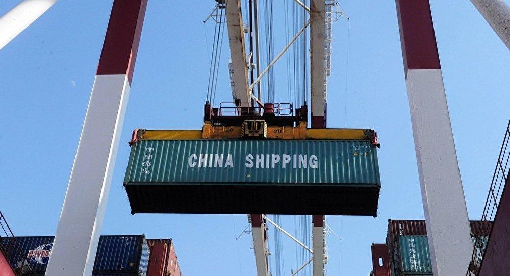 江蘇省官員:2018年江蘇與俄貿易額約56億美元