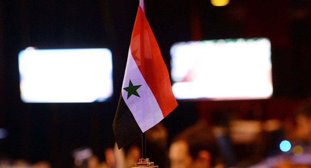 敘利亞和南奧塞梯已簽署建立外交關係的協議