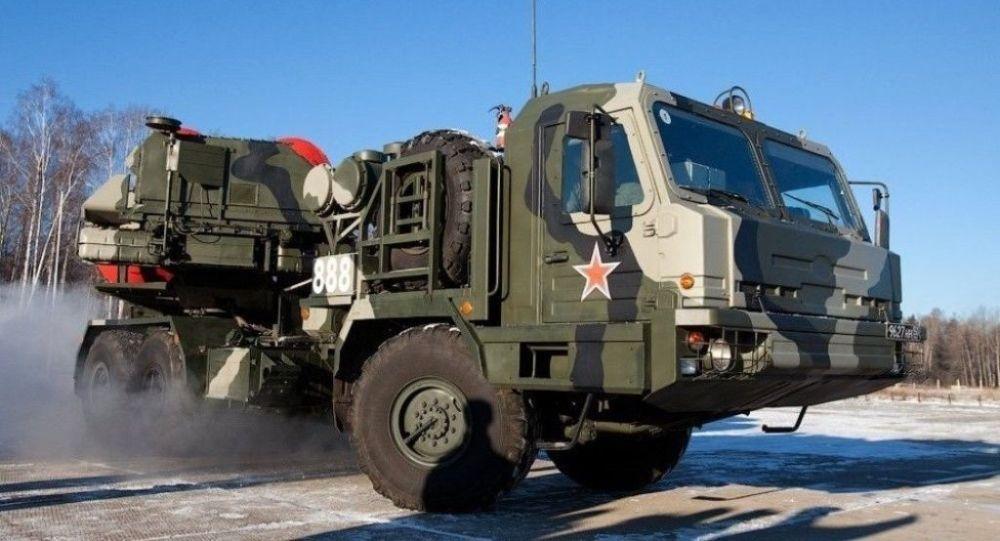 "S-500""普罗米修斯""防空导弹系统"