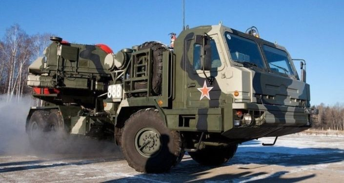 S-500防空导弹系统