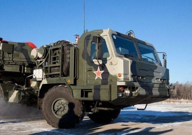 俄羅斯S-500防空導彈系統