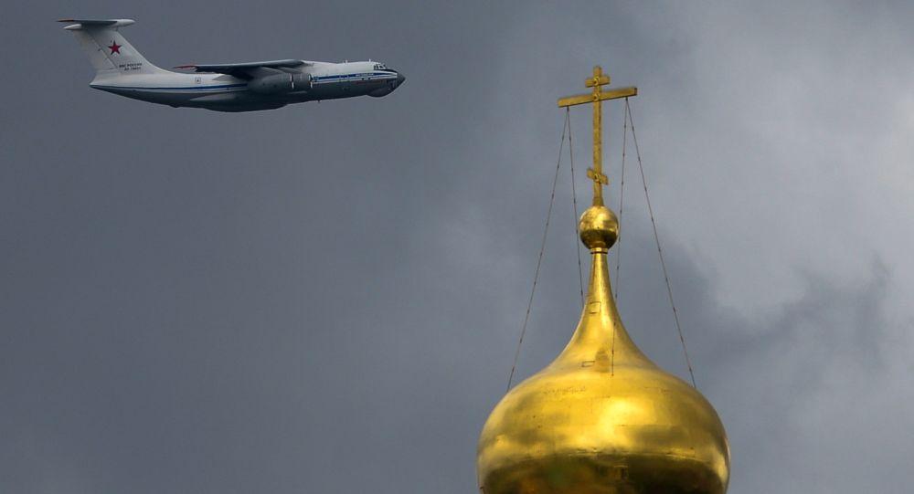 俄空天部队将在5月9日驱散莫斯科上空的云层