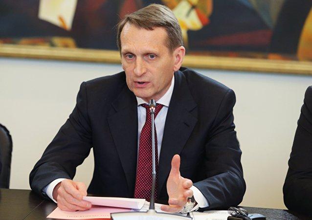 俄杜馬主席:俄中認為TPP和TTIP是欲取代WTO規則的封閉性組織