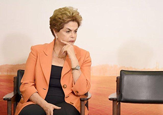 巴西对总统罗塞夫和前总统卢拉展开新的调查