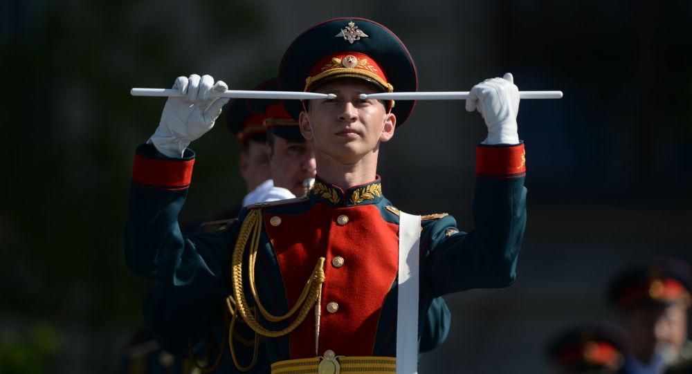 哈巴羅夫斯克軍樂團將在北京國際軍樂節上獻藝