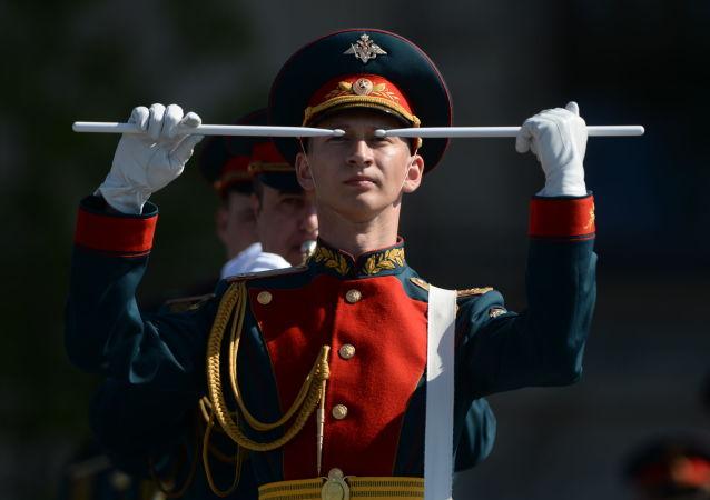 俄千余名乐手将参加9日红场阅兵