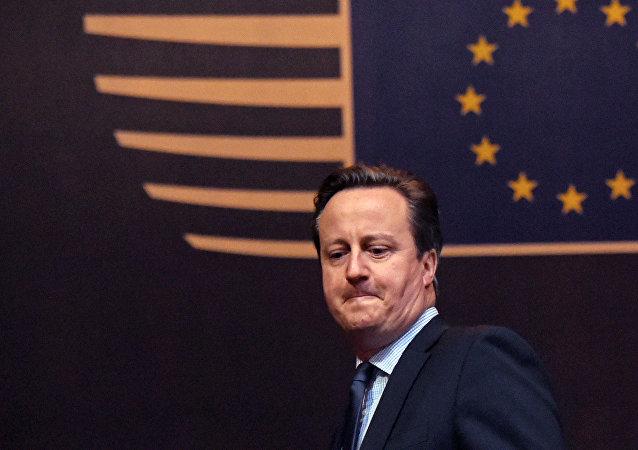卡梅倫任內最後一次講話稱英國近年已變得更強