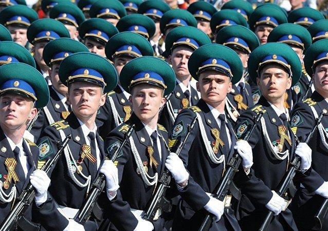俄罗斯联邦安全局莫斯科边防学院