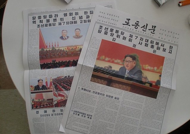 朝鮮七大最後一天僅許30名外國記者入場 Sputnik記者有幸入選