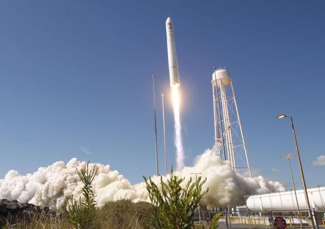 「安塔瑞斯」運載火箭(資料圖片)