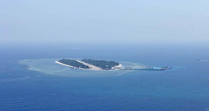 媒體:中國在南海島礁建設可部署導彈設施的工作已接近尾聲