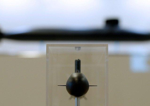 俄聯合造船集團:俄第五代潛艇的外形已確認