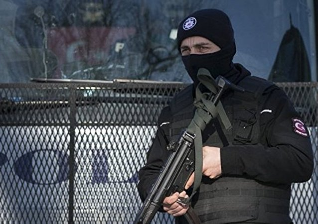 土耳其警察(資料圖片)