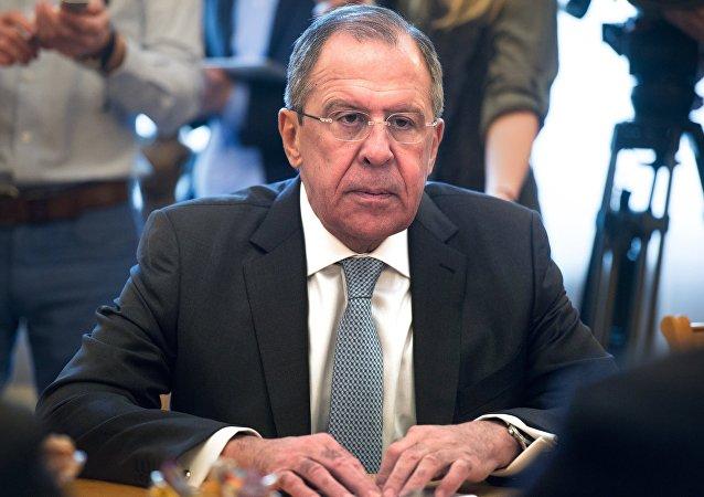 俄外長:各方應直接協商頓巴斯舉行地方選舉問題