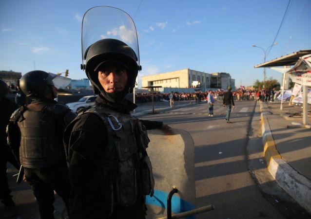 伊拉克聯邦警察部隊