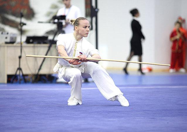 俄罗斯武术高手致力在欧洲武术锦标赛主场取胜