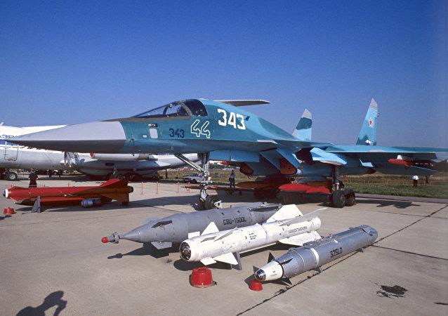 俄证实与中东国家谈判提供苏-32飞机的事实