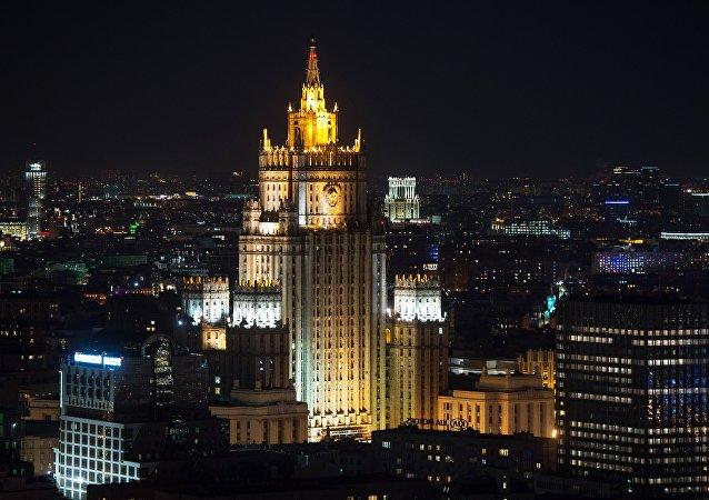 伦敦未向俄方提供有关前特工女儿情况的信息