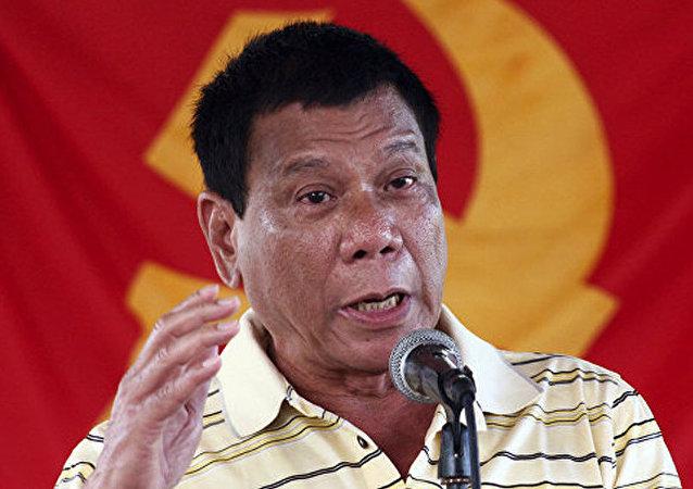 菲律賓總統公佈了160名參與毒品交易的公務員名單