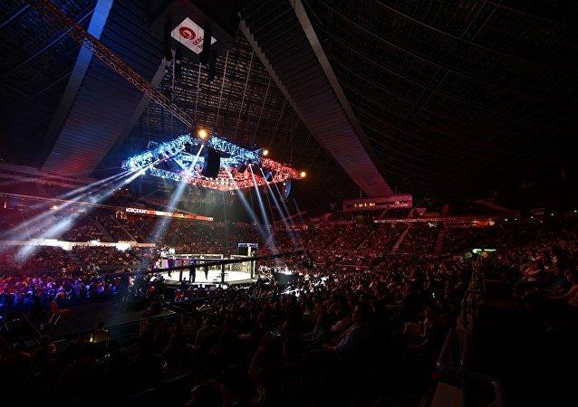 媒體:萬達成為UFC主要競標者
