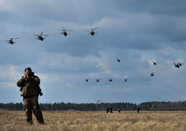 俄罗斯直升机/资料图片/